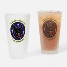 17th SOS Drinking Glass