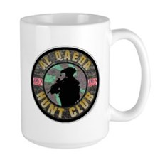 SUBDUED ALQEADA HUNT CLUB Mug