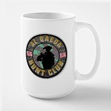 SUBDUED ALQEADA HUNT CLUB Large Mug