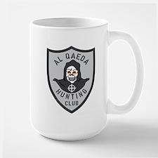 SHIELD ALQAEDA HUNT CLUB Large Mug