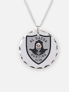 SHIELD ALQAEDA HUNT CLUB Necklace