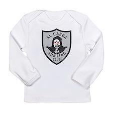 SHIELD ALQAEDA HUNT CLUB Long Sleeve Infant T-Shir