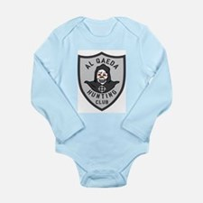Cute Al qaeda Long Sleeve Infant Bodysuit