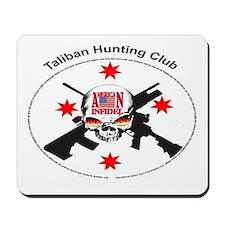 ionfidel taliban hunting club Mousepad