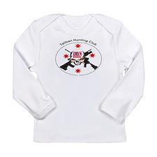 ionfidel taliban hunting club Long Sleeve Infant T