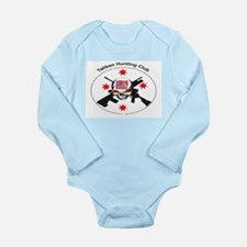 ionfidel taliban hunting club Long Sleeve Infant B