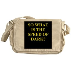 scientist humor on gifts and Messenger Bag