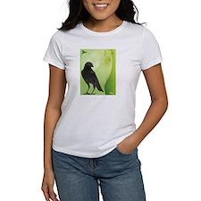 Green Crow Tee