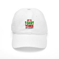 Oh Yeah Tee Shirt Time Baseball Baseball Cap