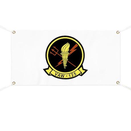 VAW-125 Banner