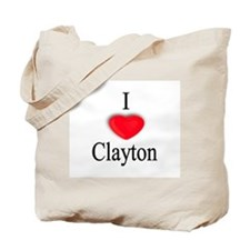 Clayton Tote Bag
