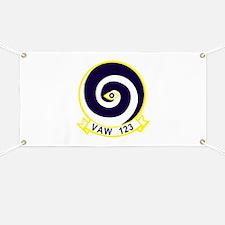 VAW-123 Banner