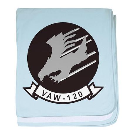 VAW-120 baby blanket