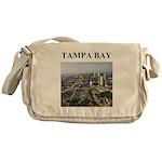 tampa bay gifts and t-shirts Messenger Bag