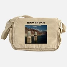 hoover dam gifts and t-shirts Messenger Bag