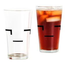 Annoyed Drinking Glass