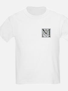 Monogram-MacKenzie htg grn T-Shirt