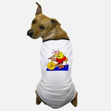 Funny Spin Dog T-Shirt
