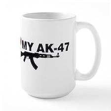 love ak Mugs