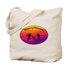 Skinnydipper Logo Tote Bag