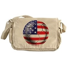 U.S. Soccer Ball Messenger Bag