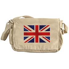 Union Jack UK Flag Messenger Bag