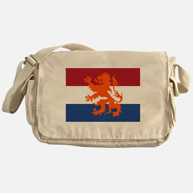 Holland Lion Messenger Bag