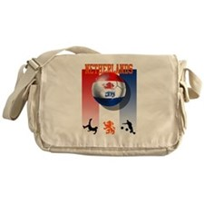 Netherlands Football Messenger Bag