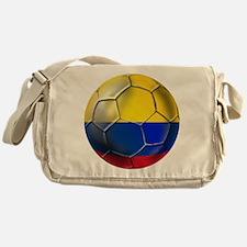 Colombian Soccer Futbol Messenger Bag