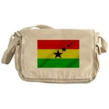 Ghana Black Stars Messenger Bag