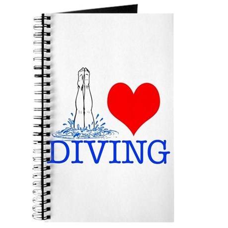 Love (heart) Diving Journal/Scores