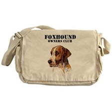 Foxhound Owners Club Messenger Bag