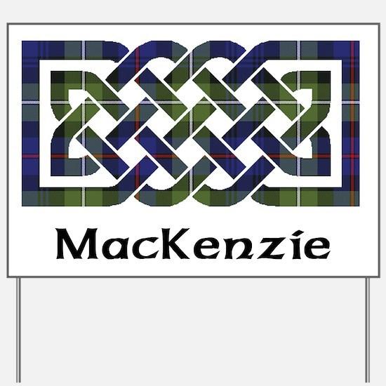 Knot-MacKenzie htg grn Yard Sign