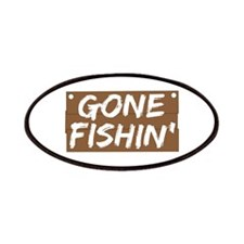Gone Fishin' (Fishing) Patches