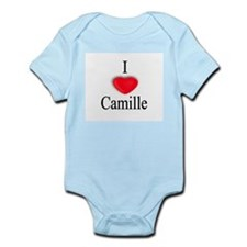 Camille Infant Creeper