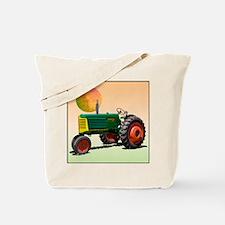Funny Oliver tractors Tote Bag