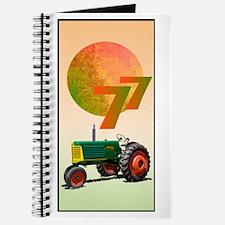 Cute Crop Journal