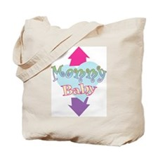 Mommy & Baby Tote Bag