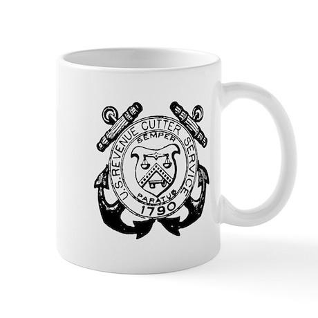 Revenue Cutter Service Mug