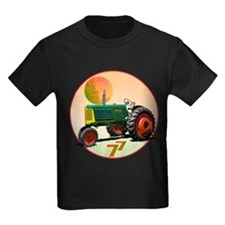 Cute Oliver 77 tractor T
