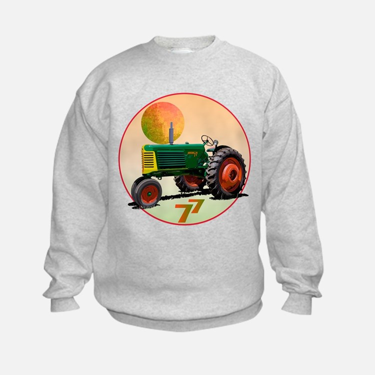 Cute Oliver tractor Sweatshirt