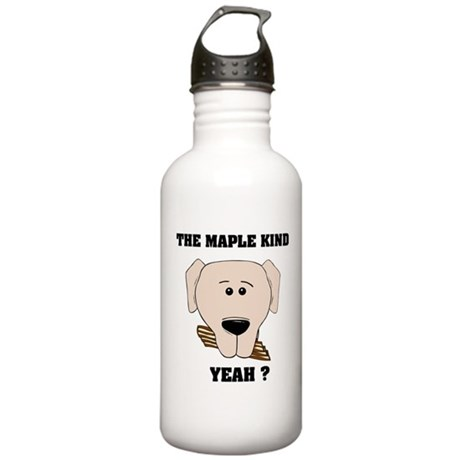 The Maple Kind. Yeah ? Stainless Water Bottle 1.0L