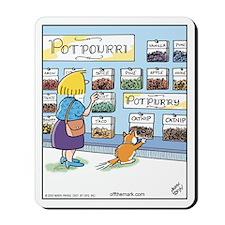 Potpourri/Potpurry Mousepad