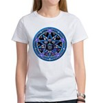 Water Elemental Pentacle Women's T-Shirt