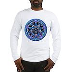 Water Elemental Pentacle Long Sleeve T-Shirt
