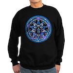 Water Elemental Pentacle Sweatshirt (dark)