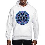 Water Elemental Pentacle Hooded Sweatshirt