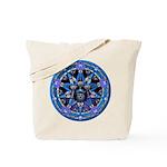 Water Elemental Pentacle Tote Bag