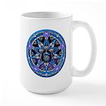 Water Elemental Pentacle Large Mug