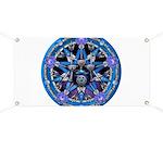 Water Elemental Pentacle Banner